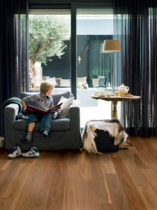 GMRF18SGSP_QS | ReadyFlor Spotted Gum 1 Strip