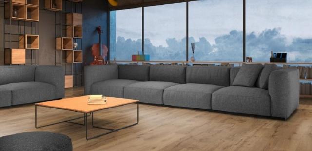 Engineered UV Oiled European Oak Room Image